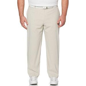 キャロウェイ Callaway メンズ ゴルフ 大きいサイズ ボトムス・パンツ【Performance Tech Golf Pants - Big & Tall】Silver Lining