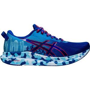 アシックス ASICS メンズ ランニング・ウォーキング シューズ・靴【GEL-NOOSA TRI 13 Boston Running Shoes】Blue/Red