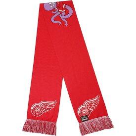 ラフネックスカーフ Ruffneck Scarves ユニセックス マフラー・スカーフ・ストール 【Detroit Red Wings Mascot Summer Scarf】