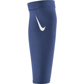 ナイキ Nike ユニセックス アメリカンフットボール ドライフィット サポーター【Pro Adult Dri-FIT 4.0 Shivers】Midnight Navy/White