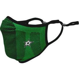 レベルウェア Levelwear ユニセックス 雑貨 デザインマスク ブランド【Adult Dallas Stars Guard 3 Green Face Mask】