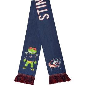 ラフネックスカーフ Ruffneck Scarves ユニセックス マフラー・スカーフ・ストール 【Columbus Blue Jackets Mascot Summer Scarf】
