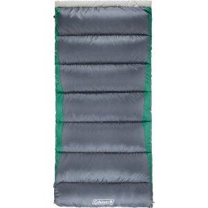 コールマン Coleman ユニセックス ハイキング・登山 大きいサイズ 寝袋【Autumn Glen Big & Tall 40 F Sleeping Bag】Grey/Green