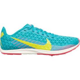 ナイキ Nike レディース 陸上 シューズ・靴【Zoom Rival Waffle Cross Country Shoes】Blue/Pink