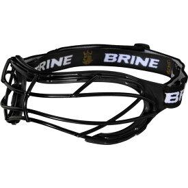 ジェイダブリューブライン Brine Inc. レディース ラクロス ゴーグル【Brine Dynasty II Lacrosse Goggles】Black