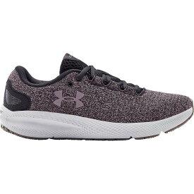 アンダーアーマー Under Armour レディース ランニング・ウォーキング シューズ・靴【Charged Pursuit 2 Twist Running Shoes】Purple/Purple
