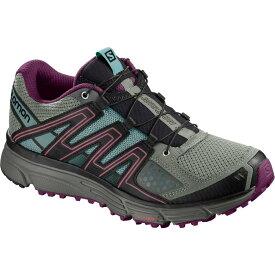 サロモン Salomon レディース ランニング・ウォーキング シューズ・靴【X-Mission 3 Trail Running Shoes】Purple/Blue