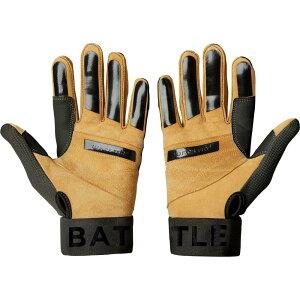 ウォースティック Warstic ユニセックス 野球 バッティンググローブ グローブ【Adult Workman3 Batting Gloves】Black