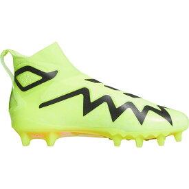アディダス adidas メンズ アメリカンフットボール スパイク シューズ・靴【Freak Ultra Super Charged Football Cleats】Yellow/Black