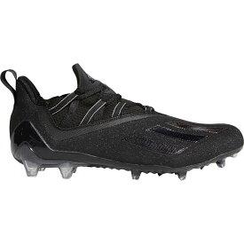 アディダス adidas メンズ アメリカンフットボール スパイク シューズ・靴【adizero 11.0 Football Cleats】Black/Black