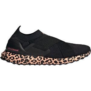 アディダス adidas レディース ランニング・ウォーキング スリッポン シューズ・靴【Ultraboost D.N.A Slip-On Running Shoes】Black/Pink