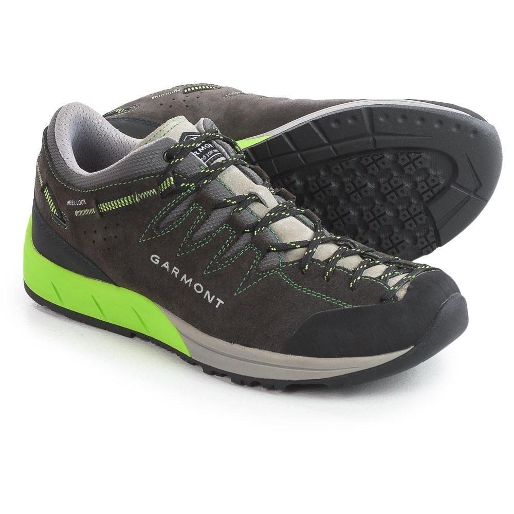 ガルモント Garmont メンズ ハイキング シューズ・靴【Sticky Rock Hiking Shoes - Suede 】Castelrock/Spring