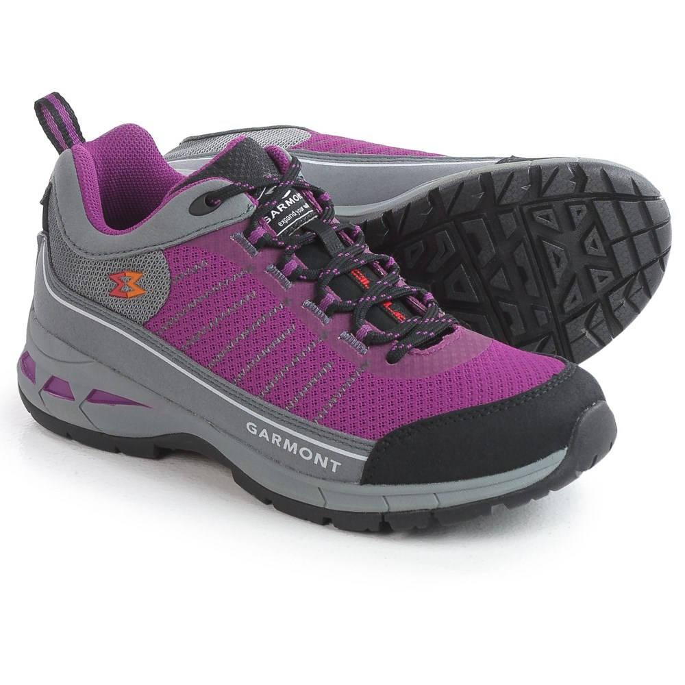 ガルモント Garmont レディース ハイキング シューズ・靴【Nagevi Vented Hiking Shoes 】Steel Rasberry