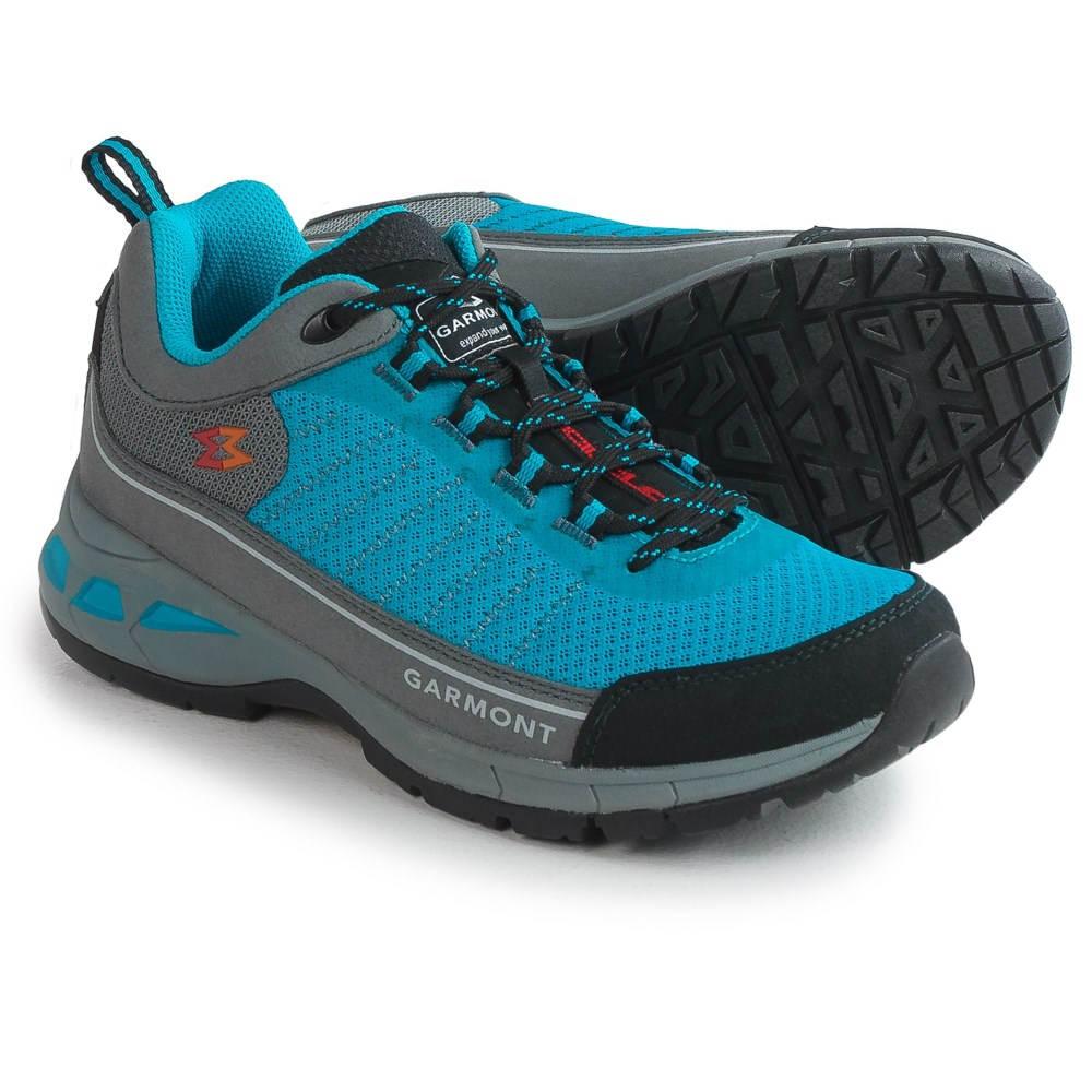ガルモント Garmont レディース ハイキング シューズ・靴【Nagevi Vented Hiking Shoes 】Steel/Turquoise