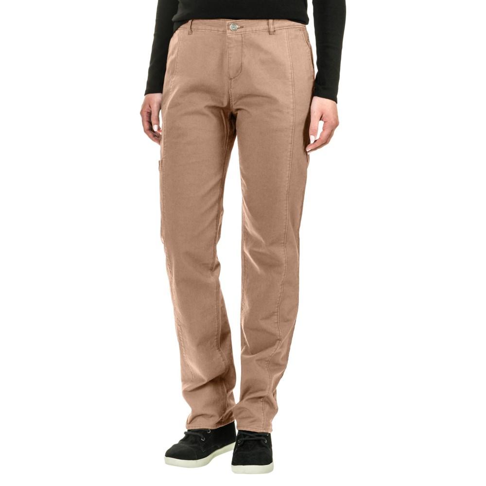 ウールリッチ レディース ボトムス・パンツ【Vista Straight Pants】Warm Khaki