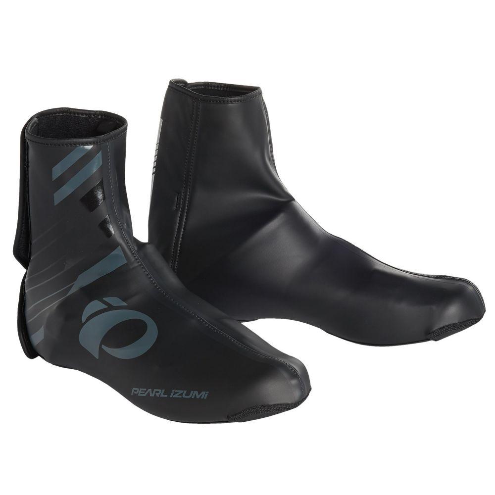 パールイズミ レディース 自転車【P.R.O. Barrier WxB Shoe Covers】Black