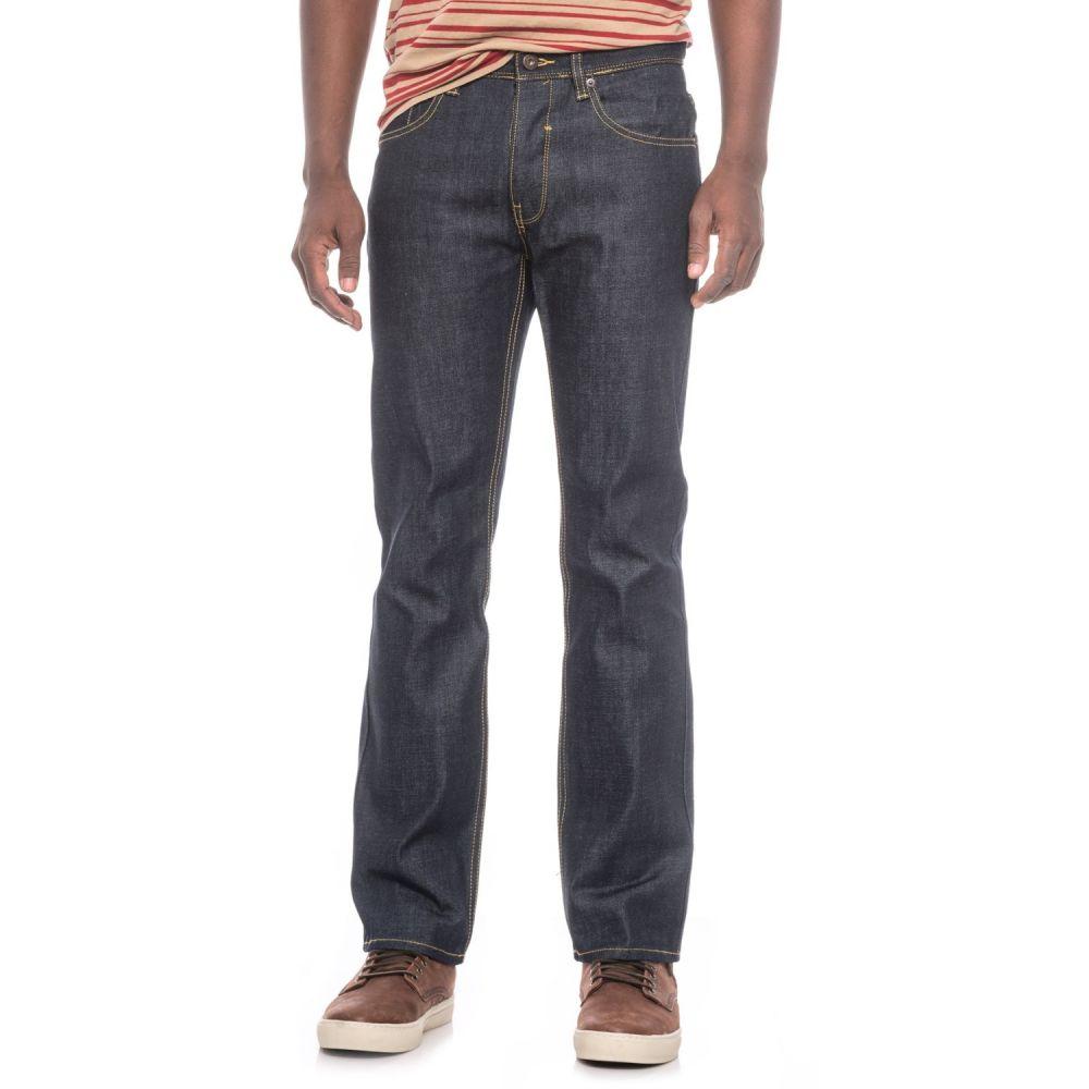 マティックス メンズ ボトムス・パンツ ジーンズ・デニム【Miner Jeans - Classic Straight Cut, Button Fly】Crude