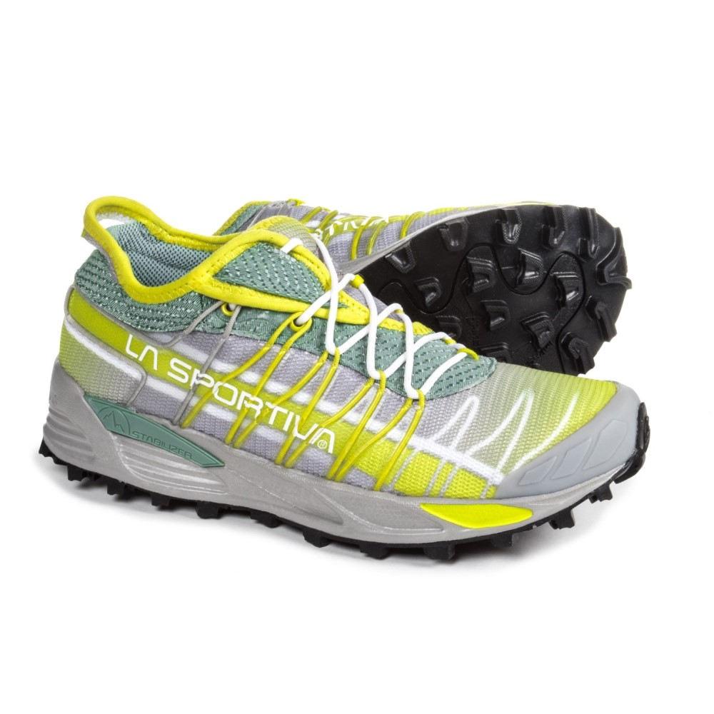 ラスポルティバ レディース ランニング・ウォーキング シューズ・靴【Mutant Trail Running Shoes】Greenbay