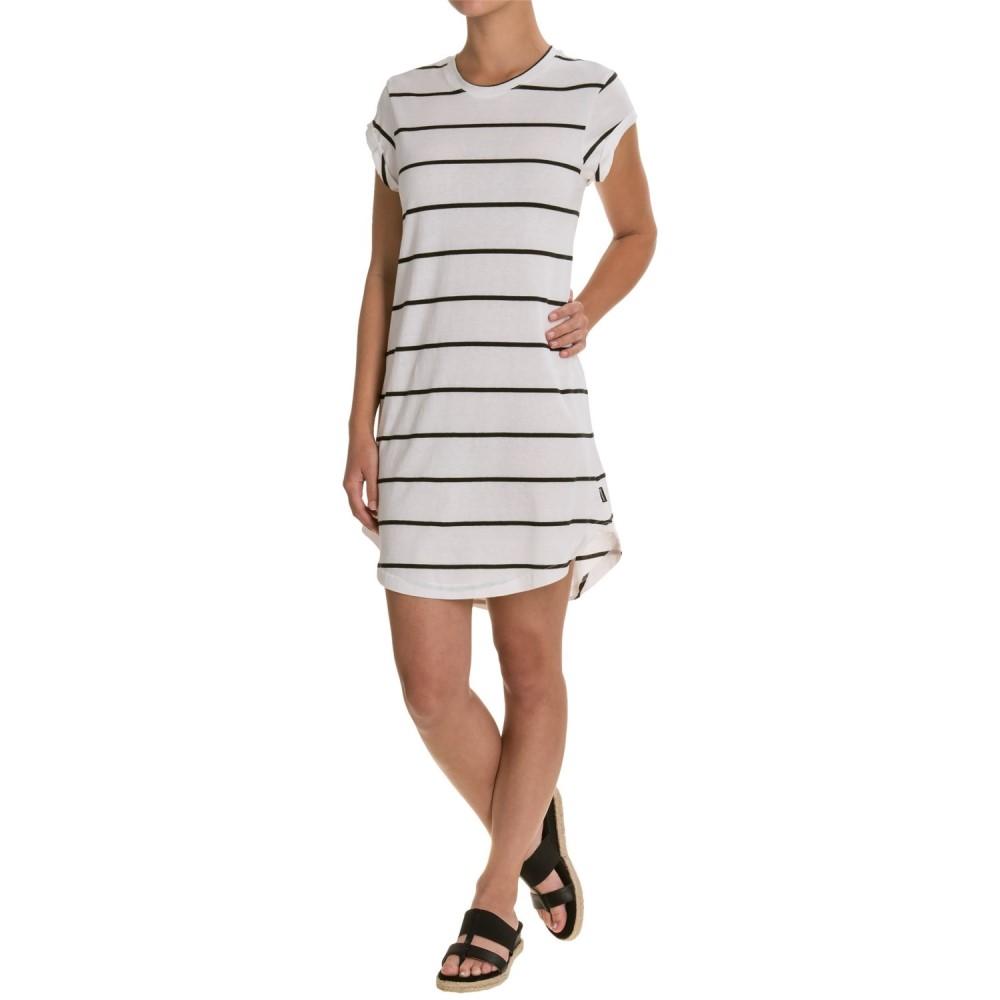 ダカイン レディース ワンピース・ドレス ワンピース【Penny Dress - Short Sleeve】White