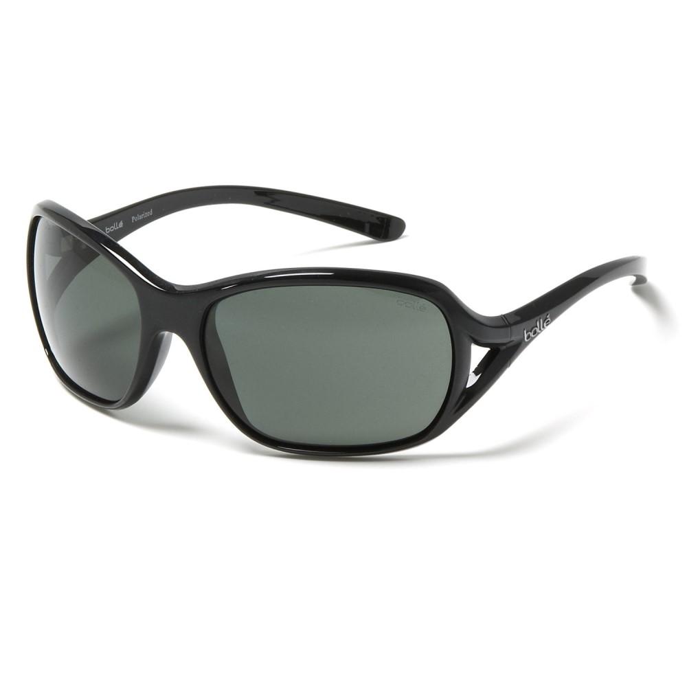 ボレー メンズ メガネ・サングラス【Solden Sunglasses - Polarized】Shiny Black/Oleo Af