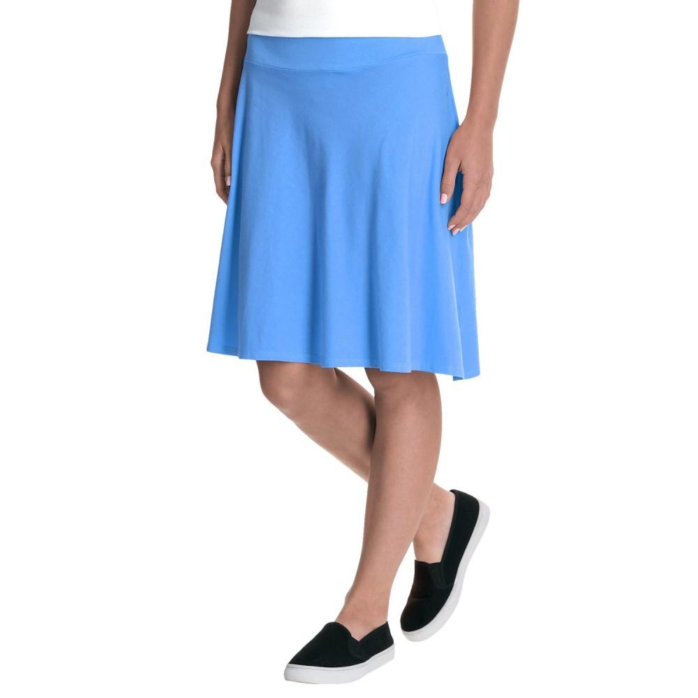 コロンビア レディース スカート【Reel Beauty III Skirt - UPF 15】Harbor Blue