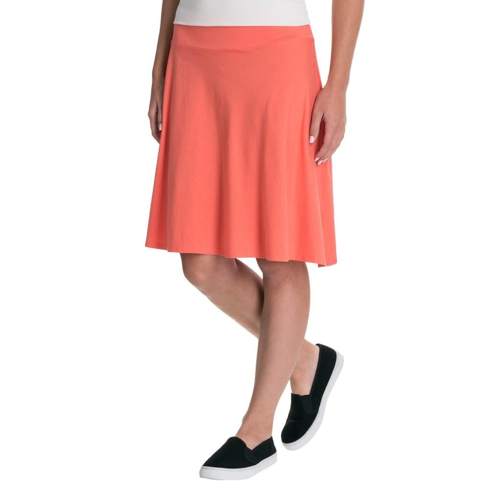 コロンビア レディース スカート【Reel Beauty III Skirt - UPF 15】Melonade