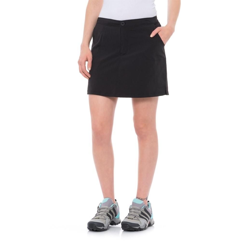 ノースリバー レディース スカート ミニスカート【Stretch-Woven Outdoor Skort】Black