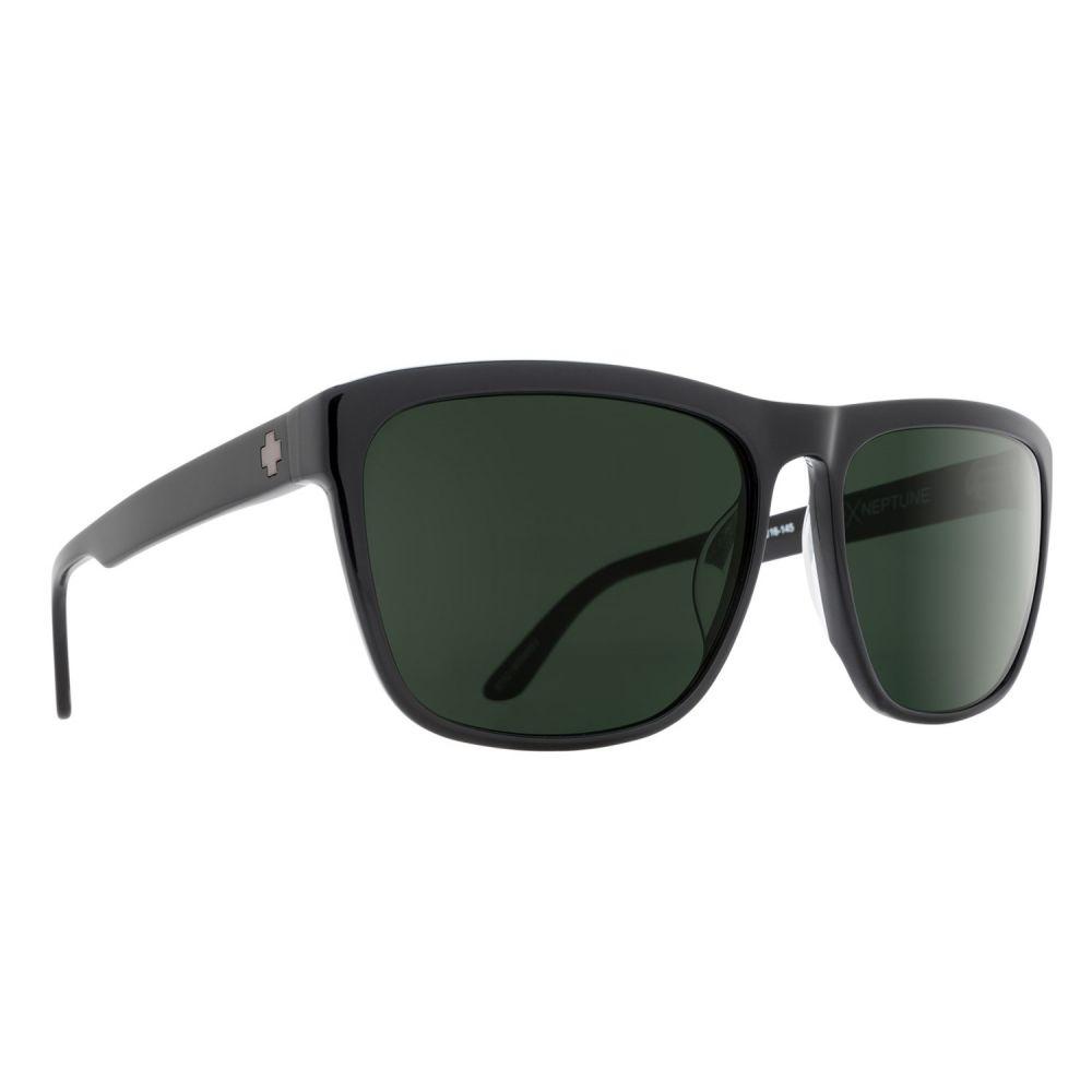 スパイ メンズ メガネ・サングラス【Neptune Sunglasses】Black/Happy Gray Green