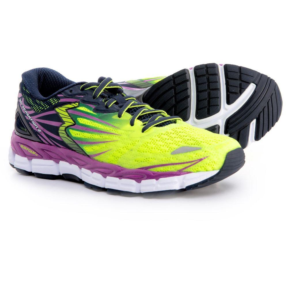 361ディグリーズ レディース ランニング・ウォーキング シューズ・靴【Sensation 2 Running Shoes】Spark/Crush