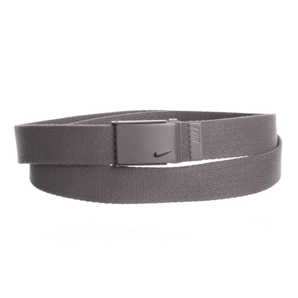 ナイキ レディース ベルト【Tech Essential Single Web Belt】Grey