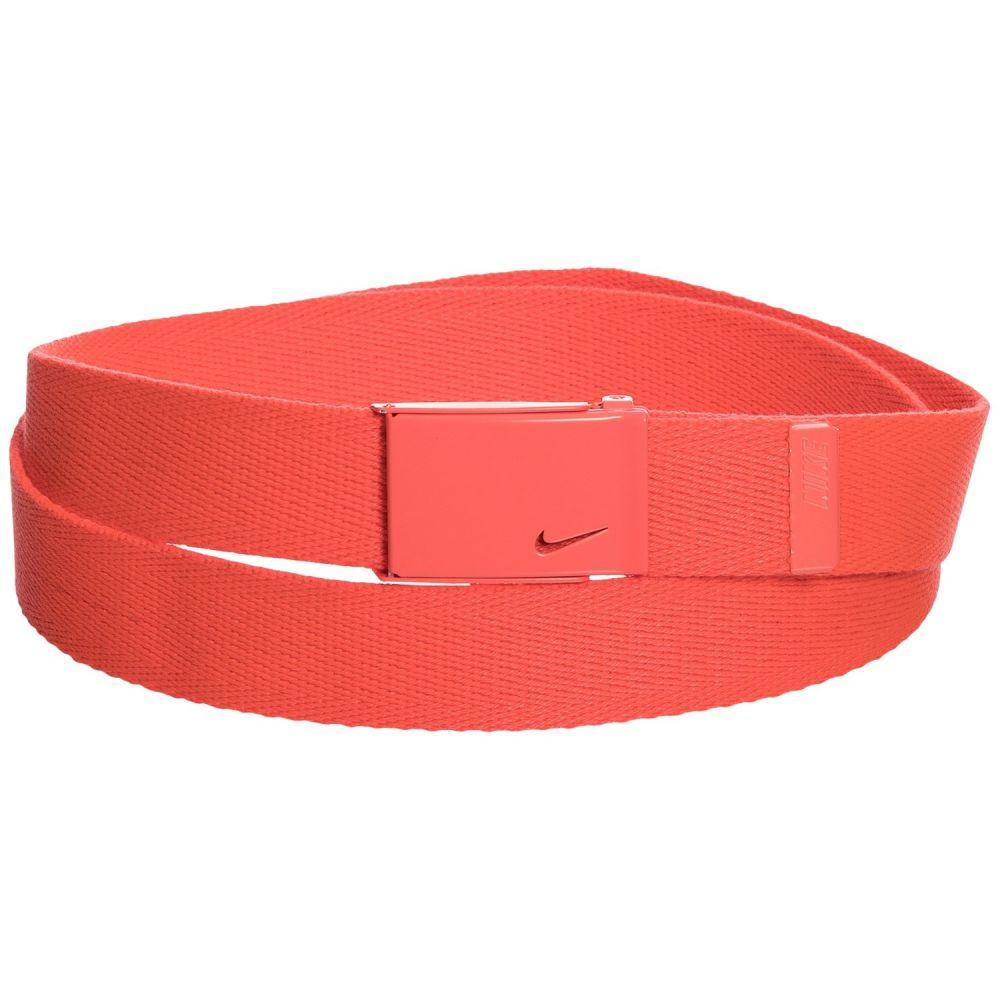 ナイキ レディース ベルト【Tech Essential Single Web Belt】Orange