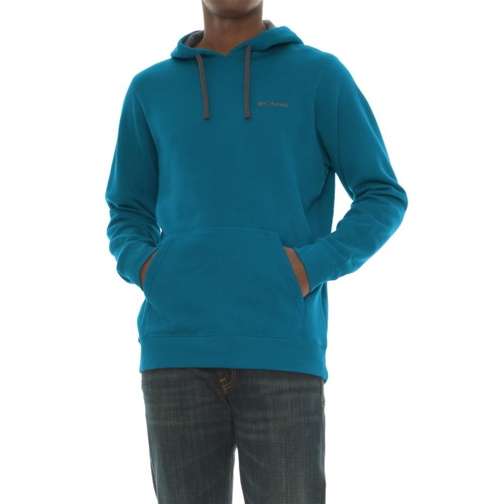コロンビア Columbia Sportswear メンズ トップス フリース【Deschutes Rapids Fleece Hoodie】Phoenix Blue