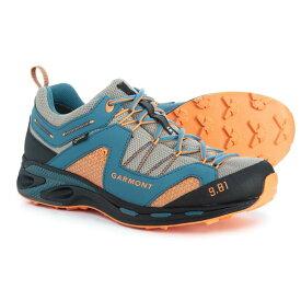 ガルモント Garmont メンズ ランニング・ウォーキング シューズ・靴【9.81 Trail Pro III Gore-Tex Trail Running Shoes - Waterproof】Night Blue/Dark Orange