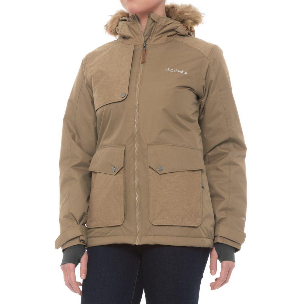 コロンビア Columbia Sportswear レディース スキー・スノーボード アウター【Sportswear Alpine Vista Omni-Tech Ski Jacket - Waterproof, Insulated】Truffle