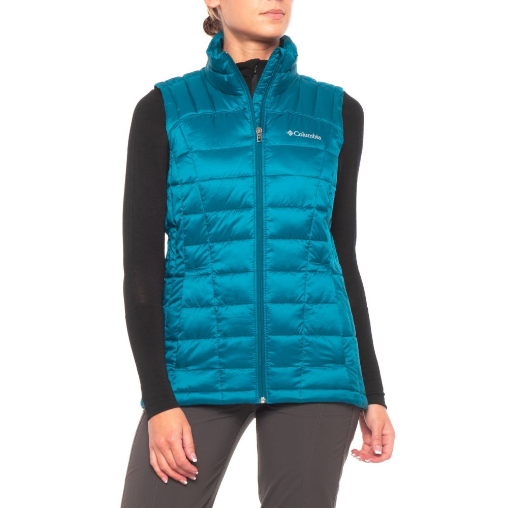 コロンビア Columbia Sportswear レディース トップス ベスト・ジレ【Pacific Post Vest - Insulated】Phoenix Blue