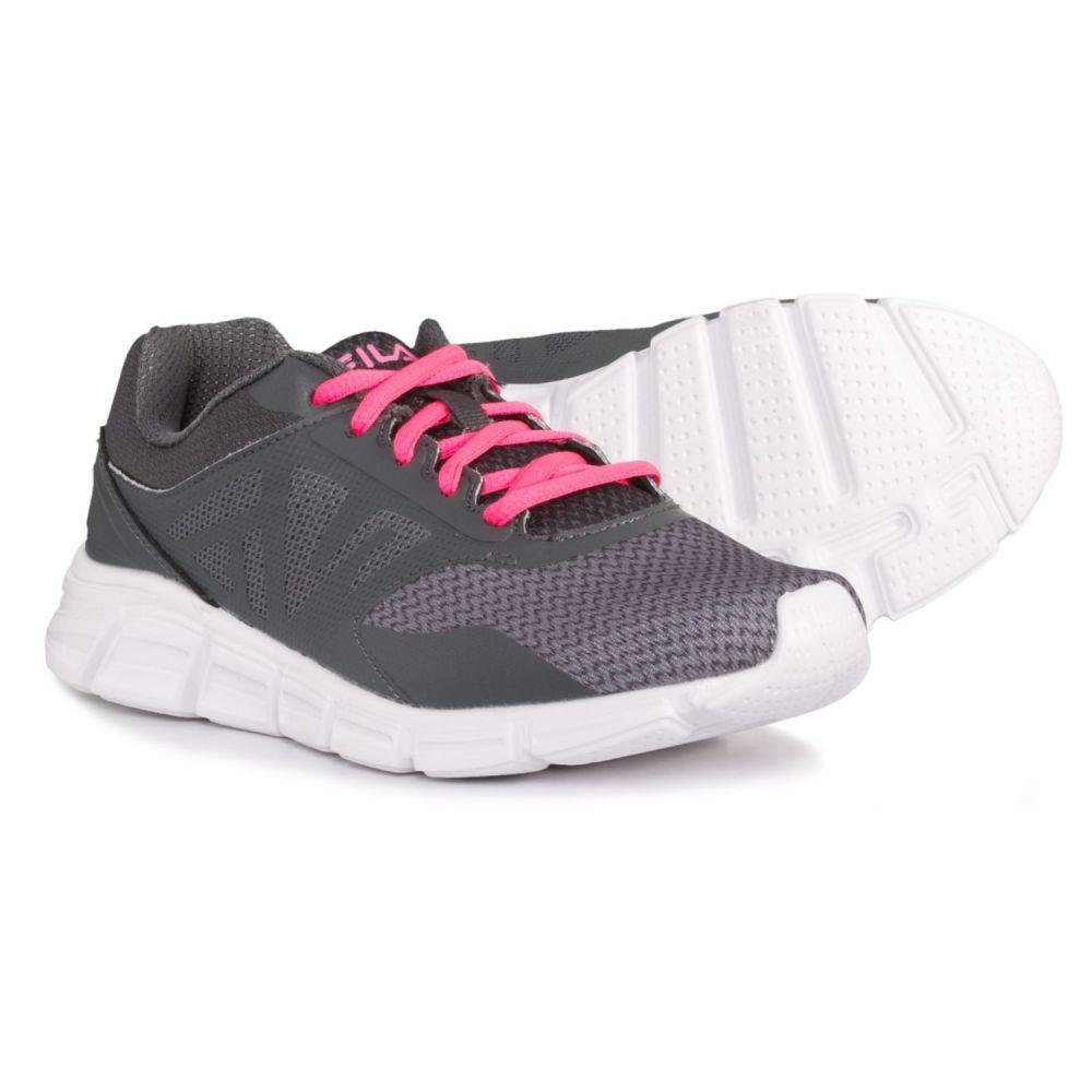 フィラ Fila レディース ランニング・ウォーキング シューズ・靴【Skyspan Cross-Training Shoes】Monument/Castlerock/Knockout Pink
