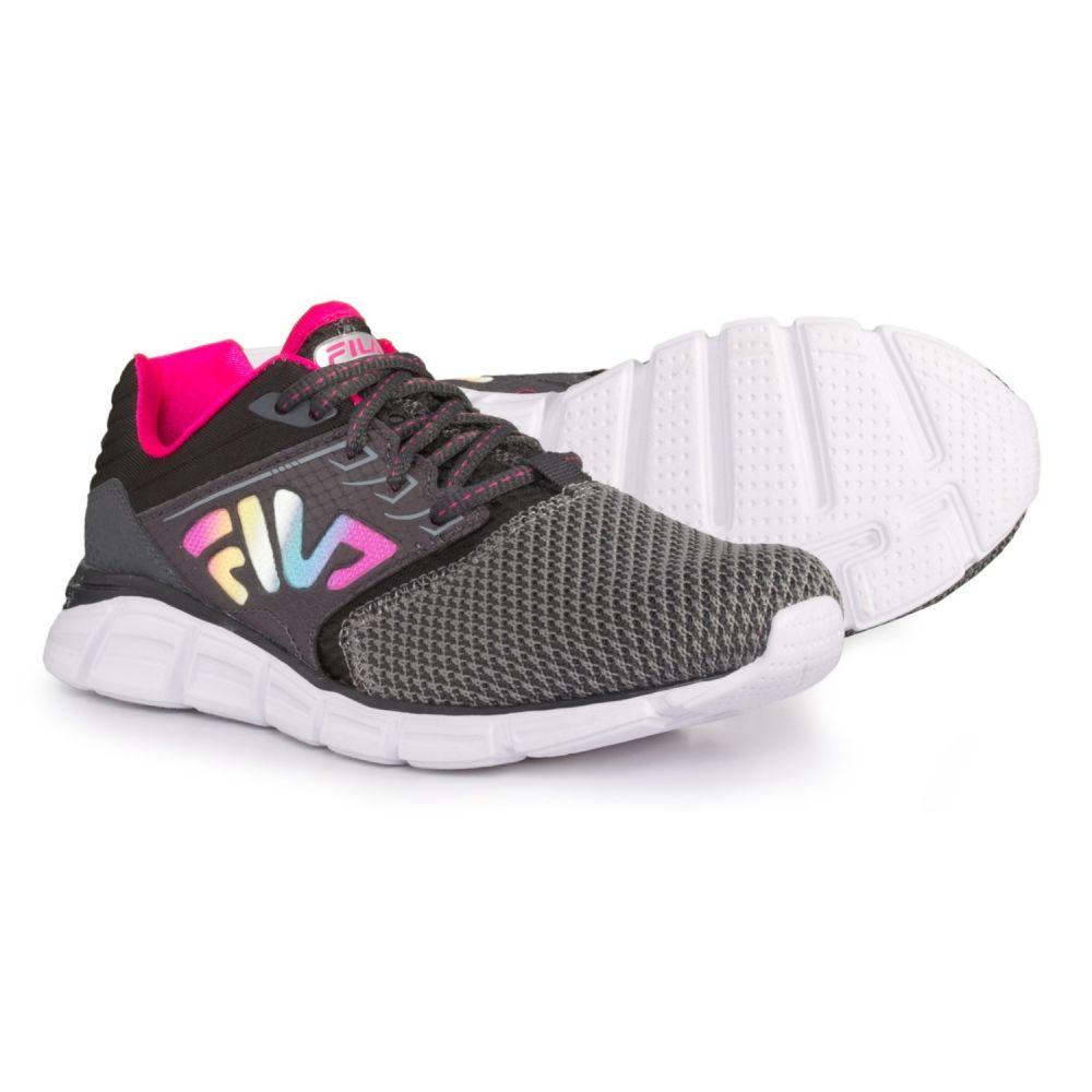 フィラ Fila レディース ランニング・ウォーキング シューズ・靴【Memory Multiswift 2 Cross-Training Shoes】Monument/Dark Shadow/Multi