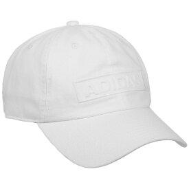 アディダス adidas メンズ 帽子 キャップ【Ultimate Plus Baseball Cap】White