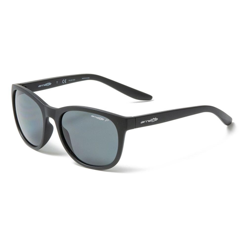 アーネット Arnette メンズ メガネ・サングラス【Grower Sunglasses - Polarized】Matte Black/Gray