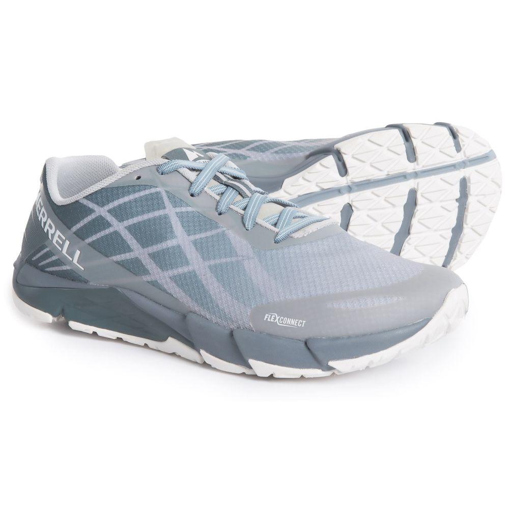 メレル Merrell レディース ランニング・ウォーキング シューズ・靴【Bare Access Flex Trail Running Shoes】Vapor