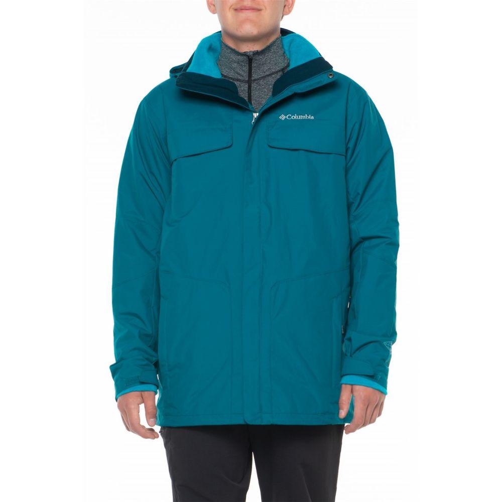 コロンビア Columbia Sportswear メンズ アウター ジャケット【Bugaboo Omni-Heat Interchange Jacket - 3-in-1】Phoenix Blue