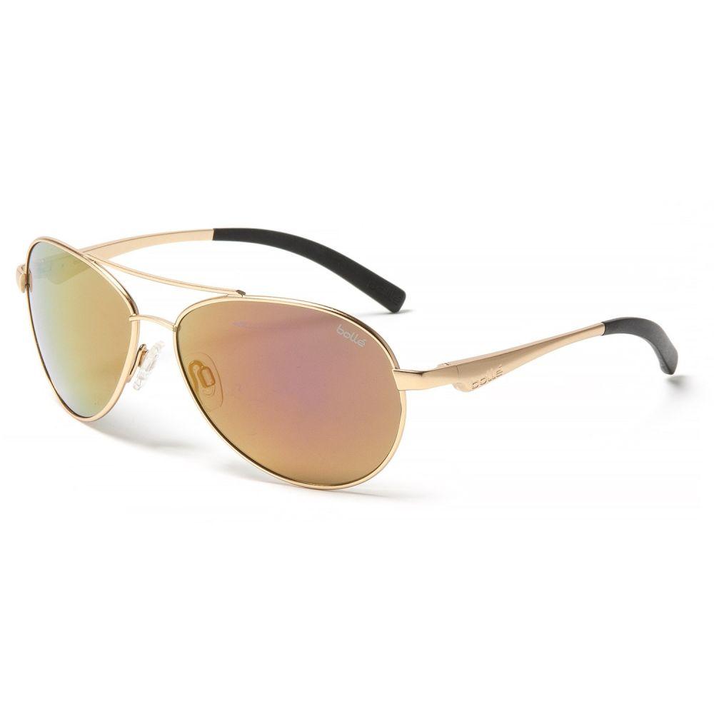 ボレー Bolle メンズ メガネ・サングラス【Cassis Sunglasses】Matte Gold/Rose Gold