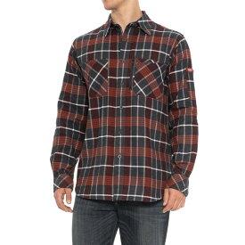 レッドキャップ Red Kap メンズ トップス シャツ【Flannel Work Shirt - Long Sleeve】Red Plaid