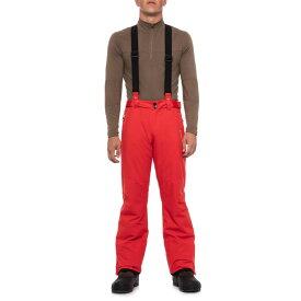 デア トゥビー Dare 2b メンズ スキー・スノーボード ボトムス・パンツ【Profuse II Ski Pants - Waterproof, Insulated】Seville Red