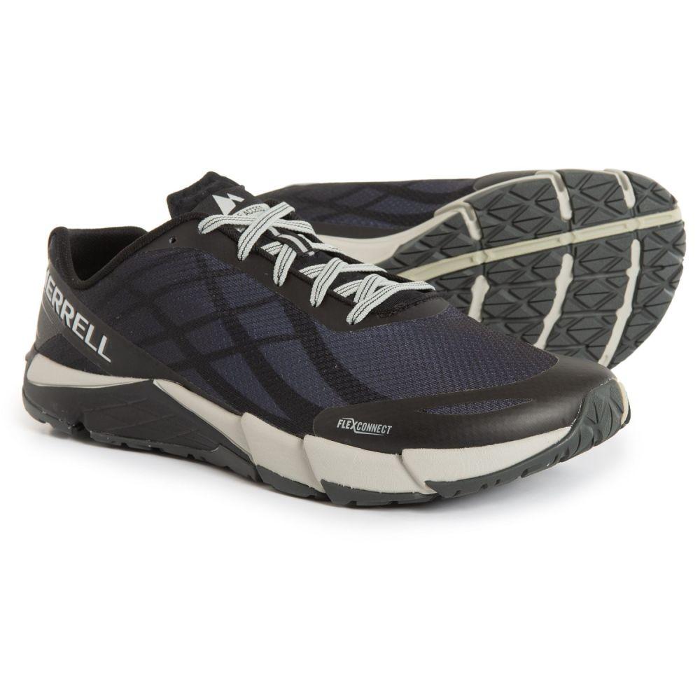 メレル Merrell メンズ ランニング・ウォーキング シューズ・靴【Bare Access Flex Trail Running Shoes】Black/Silver