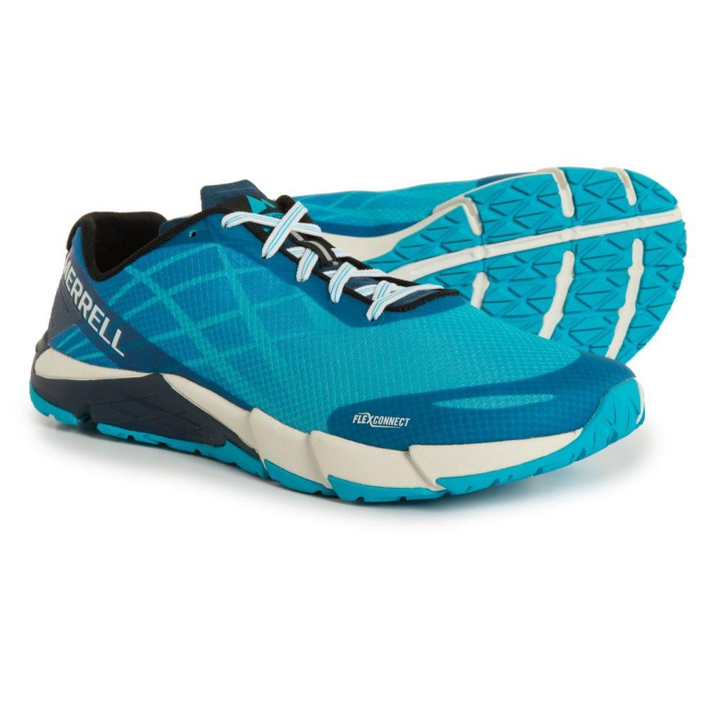 メレル Merrell メンズ ランニング・ウォーキング シューズ・靴【Bare Access Flex Trail Running Shoes】Cyan
