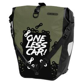 オートリービー Ortlieb ユニセックス 自転車【Back-Roller Design One Less Car Bike Pannier - Waterproof】One Less Car