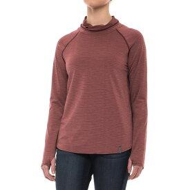 コロンビア Columbia Sportswear レディース トップス 長袖Tシャツ【Shimmering Light II Omni-Wick Shirt - Long Sleeve】Bloodstone