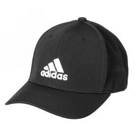 アディダス adidas メンズ 帽子 キャップ【Adizero Scrimmage Baseball Cap - UPF 50】Black/White