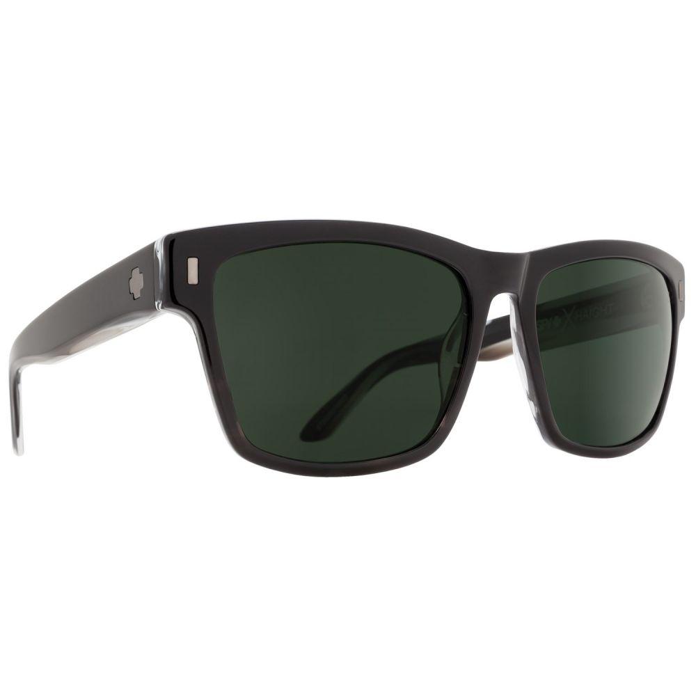 スパイ Spy Optics メンズ メガネ・サングラス【Haight Sunglasses】Matte Black /Happy Gray Green